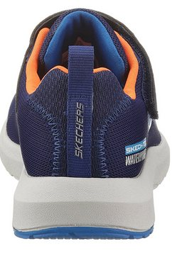 skechers kids sneakers »dynamic tread« blauw