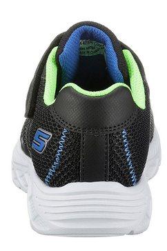 skechers kids sneakers »blinkschuh dynamic-flash« zwart