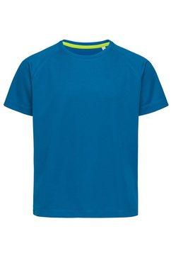 stedman raglan active 140 raglan »in eenvoudig design« blauw