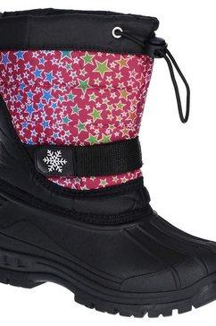 cotswold winterlaarzen »kinder icicle schneestiefel -« roze