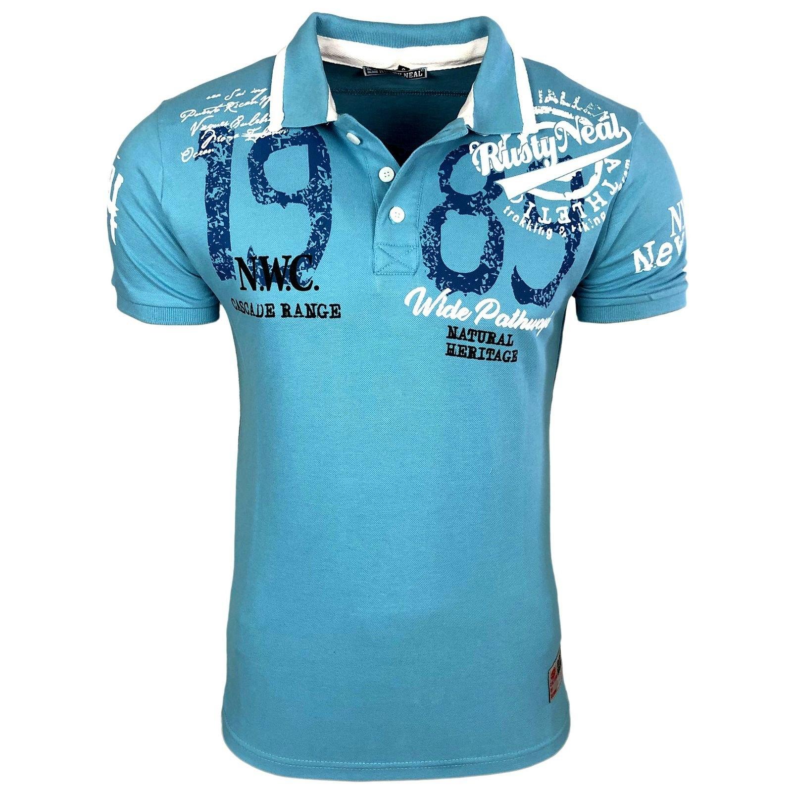 Rusty Neal T-shirt »A1-RN-15222« - verschillende betaalmethodes