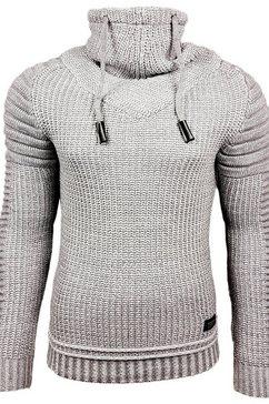 rusty neal pullover grijs