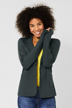 street one sweatblazer groen