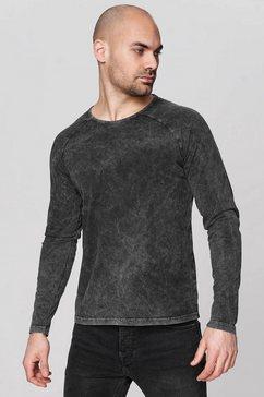 trueprodigy shirt met lange mouwen »premium basic tristan« grijs