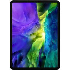 apple »ipad pro 11.0 (2020) - 256 gb cellular« tablet zilver