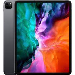 apple »ipad pro 12.9 (2020) - 1 tg cellular« tablet grijs