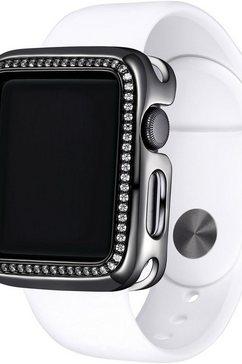 sky•b smartwatch-huelle »halo, w001x40, 40 mm« grijs