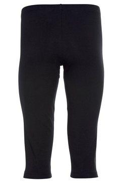 champion caprilegging »capri pants« zwart