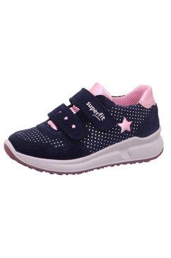 superfit sneakers »merida hs« blauw