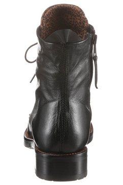 mjus hoge veterschoenen »zeta« schwarz