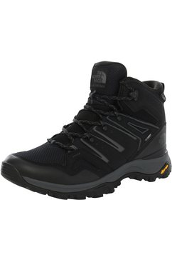 the north face outdoorschoenen »m hedgehog fastpack ii mid wp wasserdicht« zwart