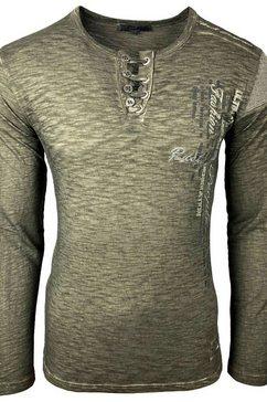 rusty neal shirt »a1-rn-10139« bruin