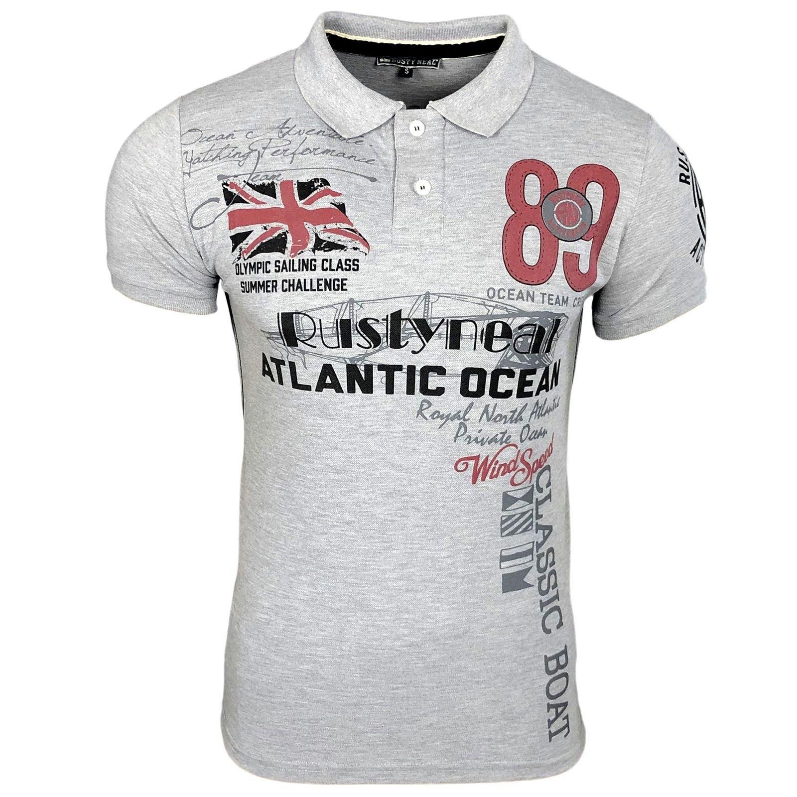 Rusty Neal T-shirt »A1-RN-15214« - verschillende betaalmethodes