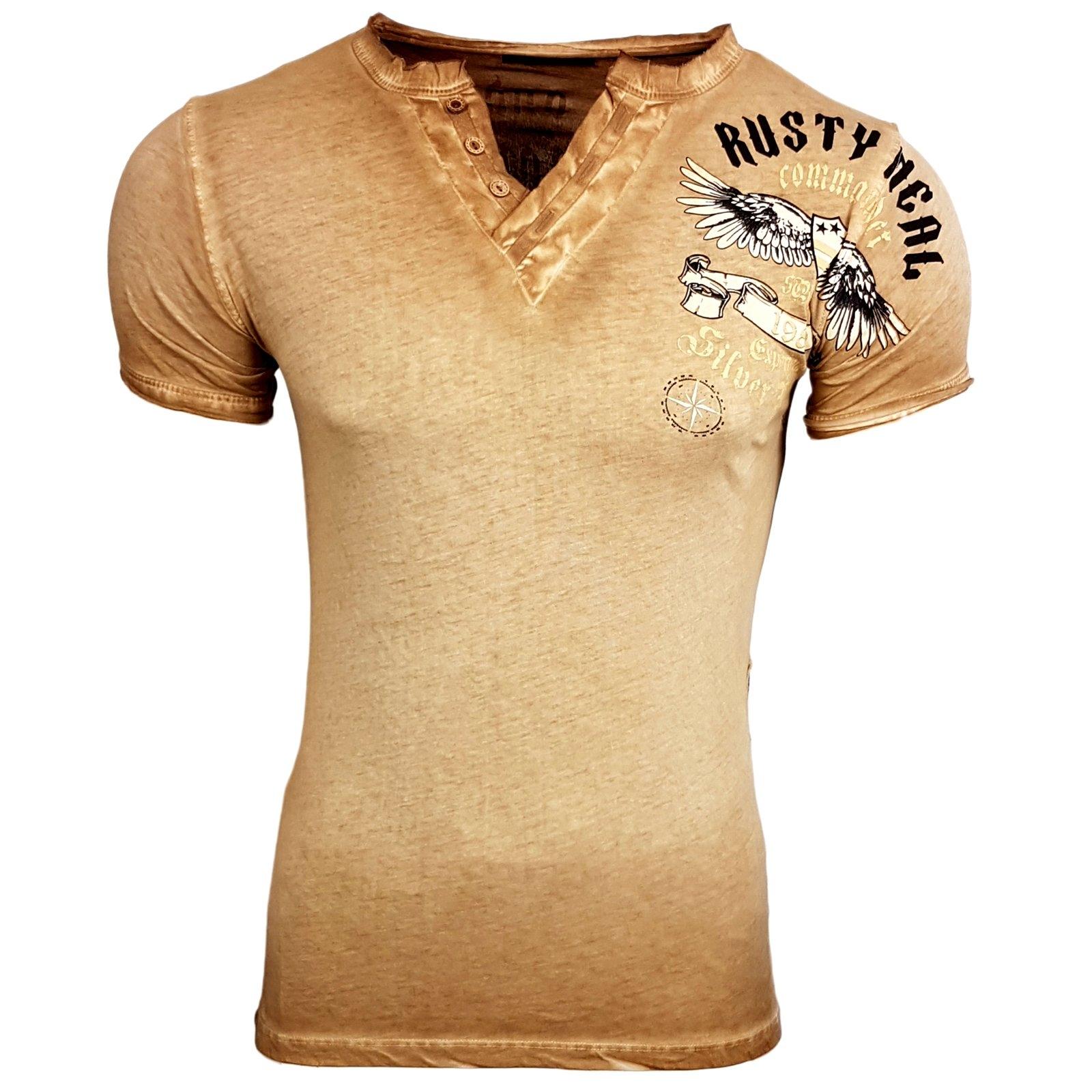 Rusty Neal T-shirt »A1-RN15046« online kopen op otto.nl