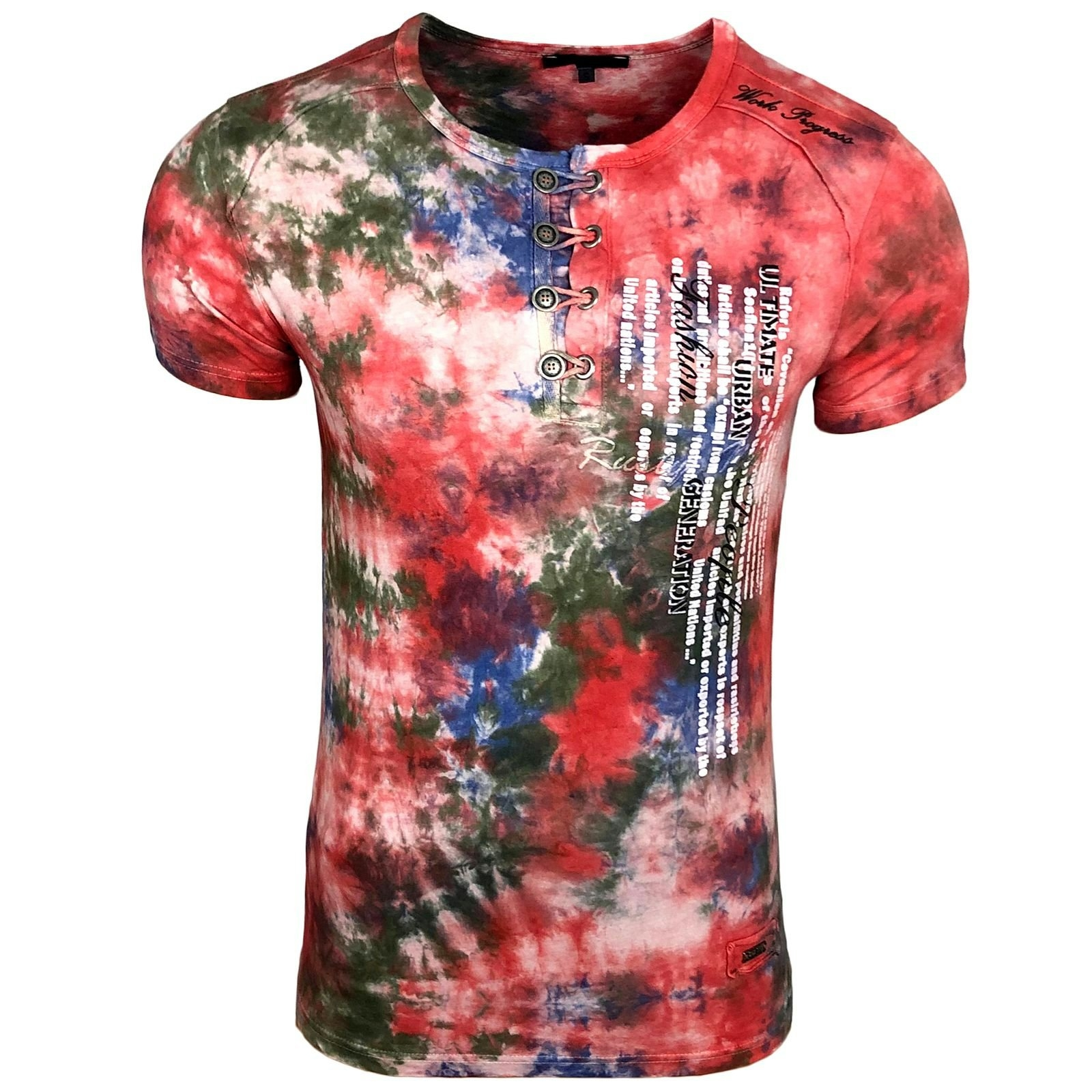 Rusty Neal T-shirt nu online kopen bij OTTO
