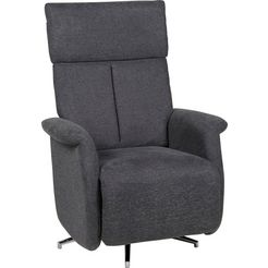 duo collection relaxfauteuil grijs