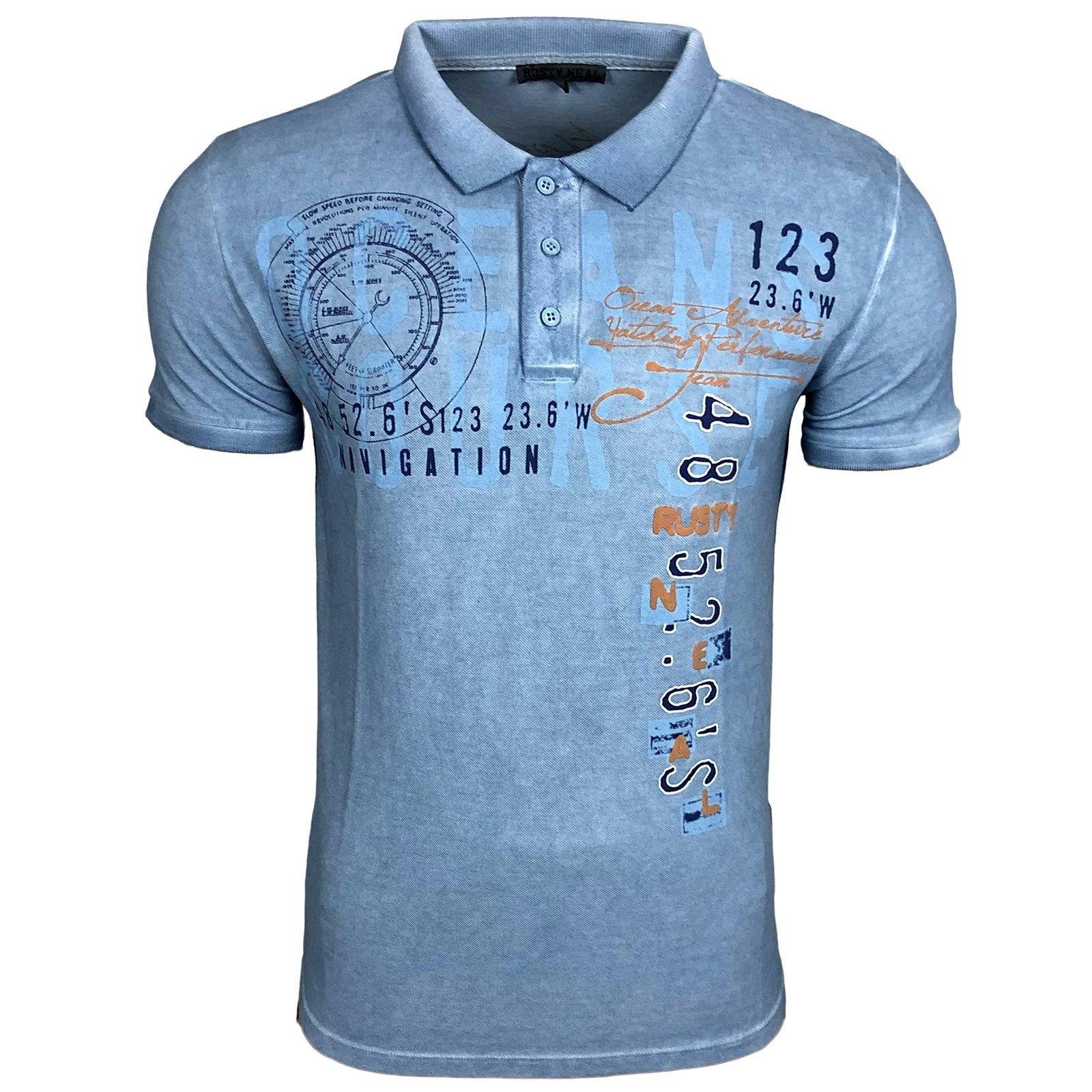 Rusty Neal T-shirt in de webshop van OTTO kopen