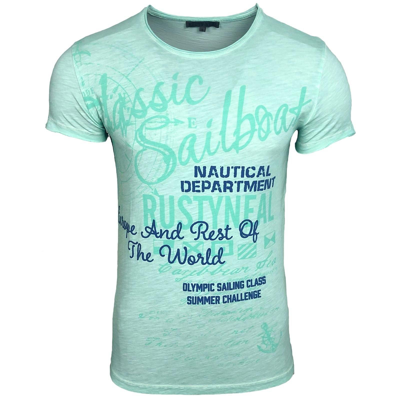 Rusty Neal T-shirt nu online bestellen