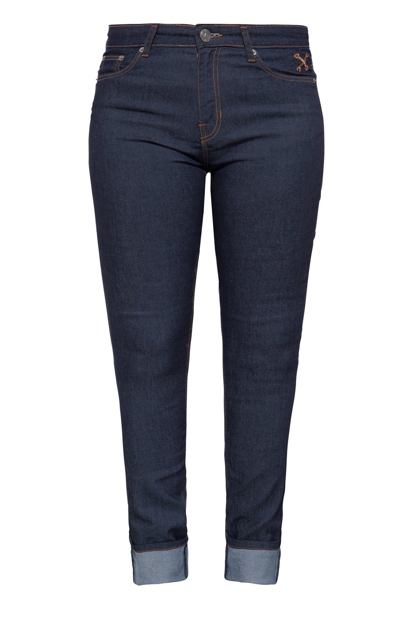 QueenKerosin slim fit jeans - gratis ruilen op otto.nl