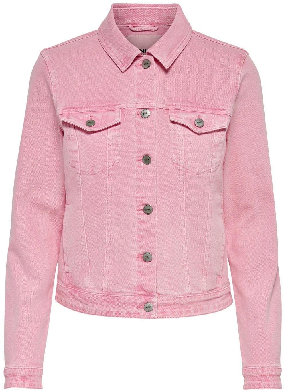 Op zoek naar een ONLY jeansjack »ONLPINK«? Koop online bij OTTO