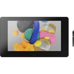 wacom grafische tablet »cintiq pro 24« grafiktablett (23,6'', 0 gb) zwart