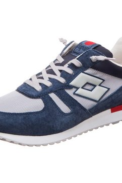 lotto leggenda sneakers »tokyo shibuya« blauw