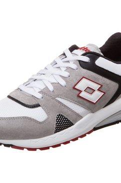 lotto leggenda sneakers »marathon« grijs