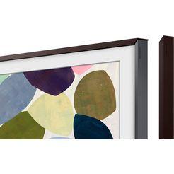 "samsung »customizable frame 50"" 2020« lijst bruin"
