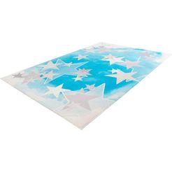 obsession vloerkleed voor de kinderkamer »my stars 410« blauw