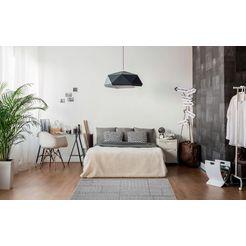 living line vloerkleed »cancun patchwork« grijs