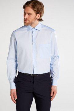 eterna hemd »comfort fit« blauw