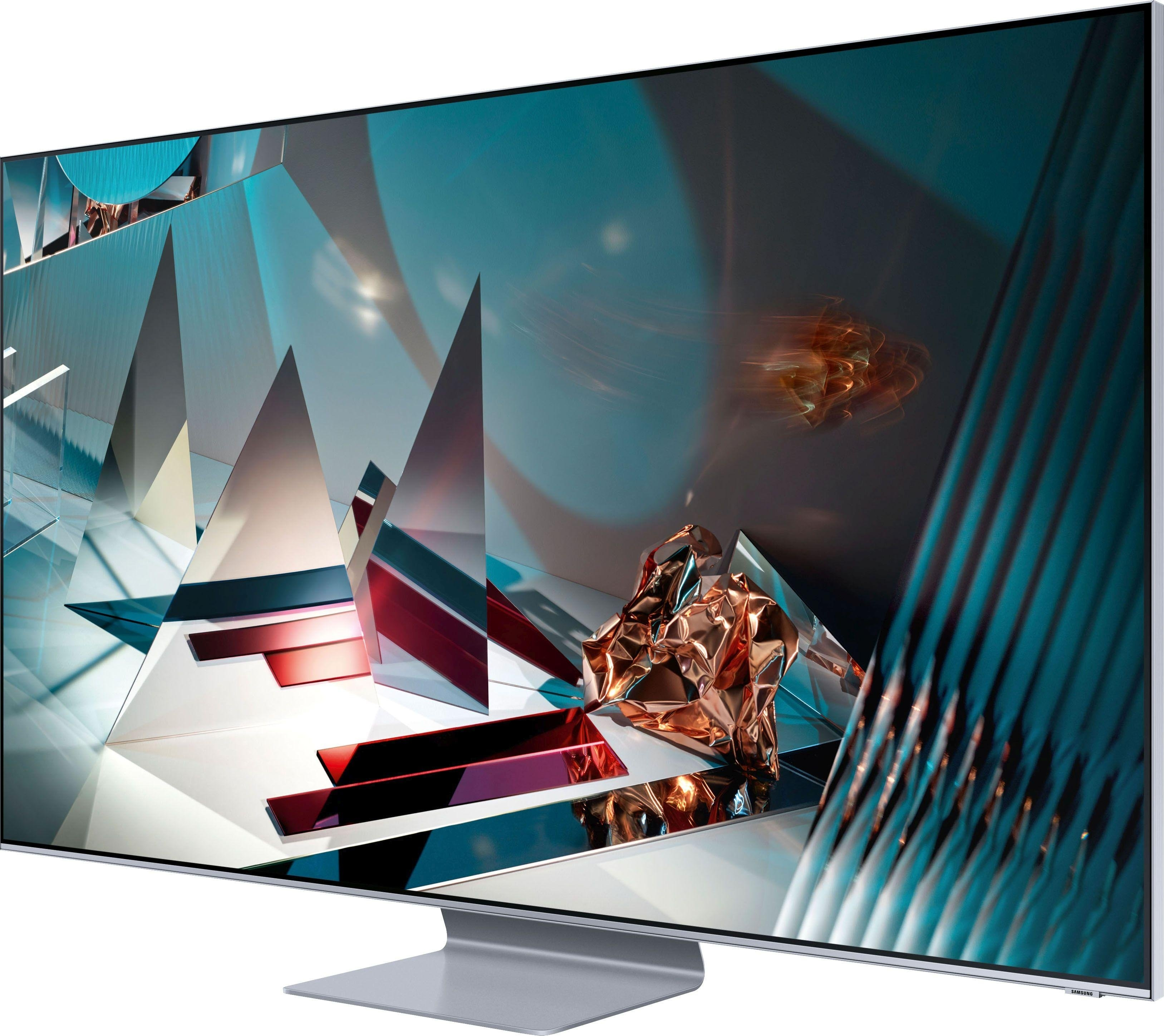SAMSUNG GQ82Q800T QLED-televisie (207 cm / (82 Inch), 8K, Smart-TV online kopen op otto.nl
