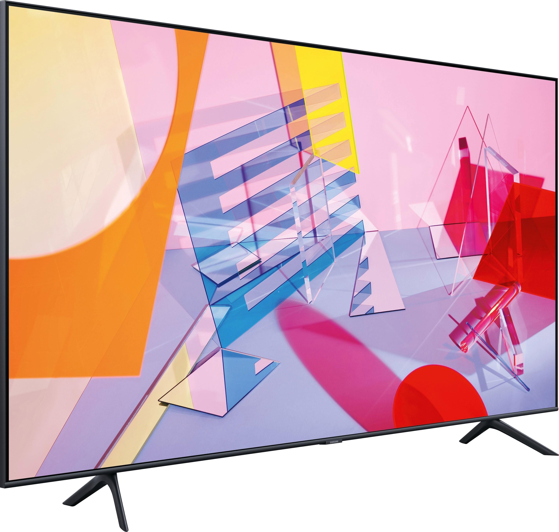 SAMSUNG 65Q60T QLED-televisie (163 cm / (65 Inch), 4K Ultra HD, Smart-TV nu online bestellen