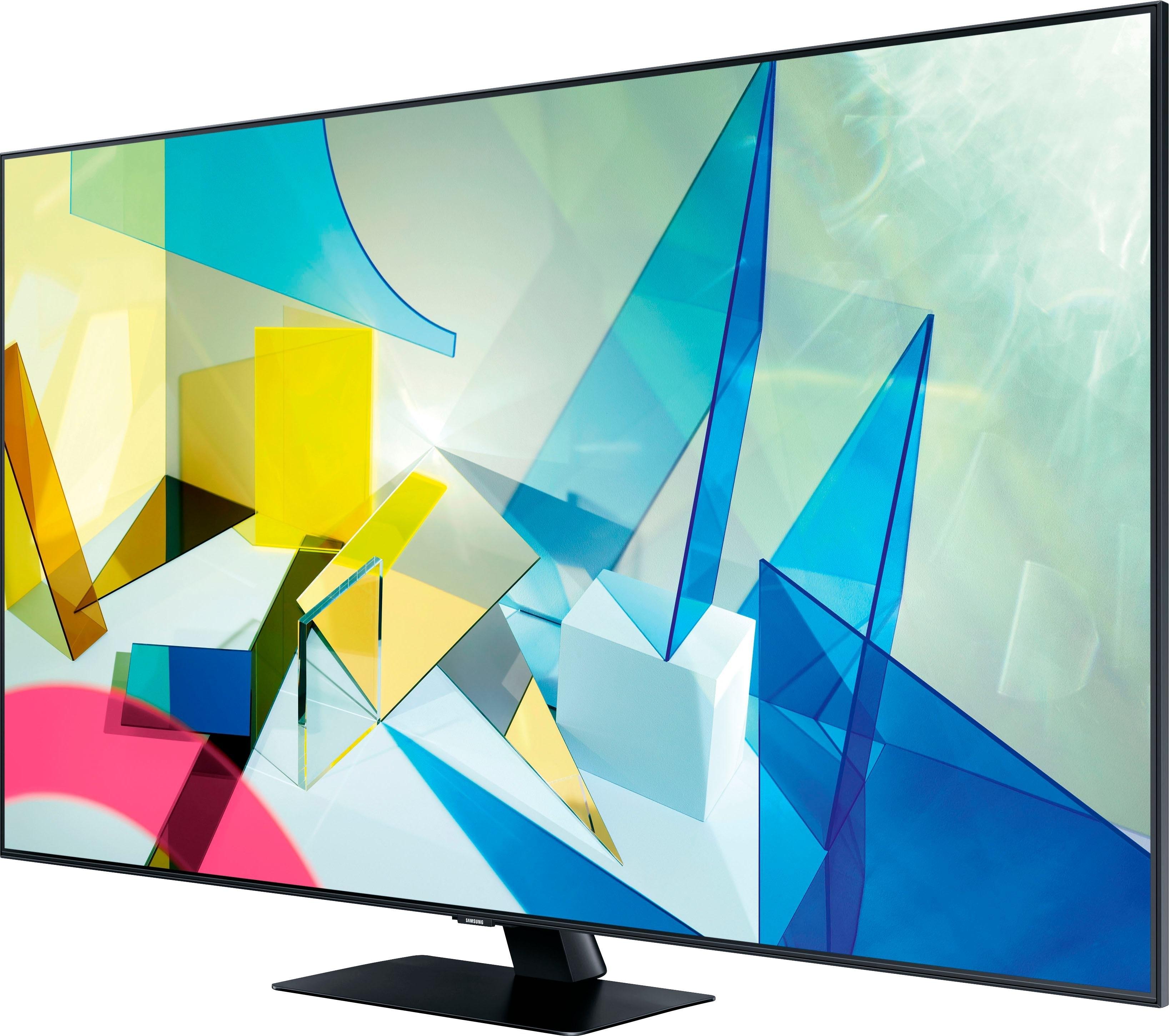 SAMSUNG GQ49Q80T QLED-televisie (123 cm / (49 Inch), 4K Ultra HD, Smart-TV bij OTTO online kopen