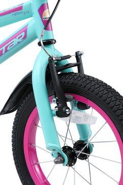 bikestar kinderfiets 1 versnelling blauw