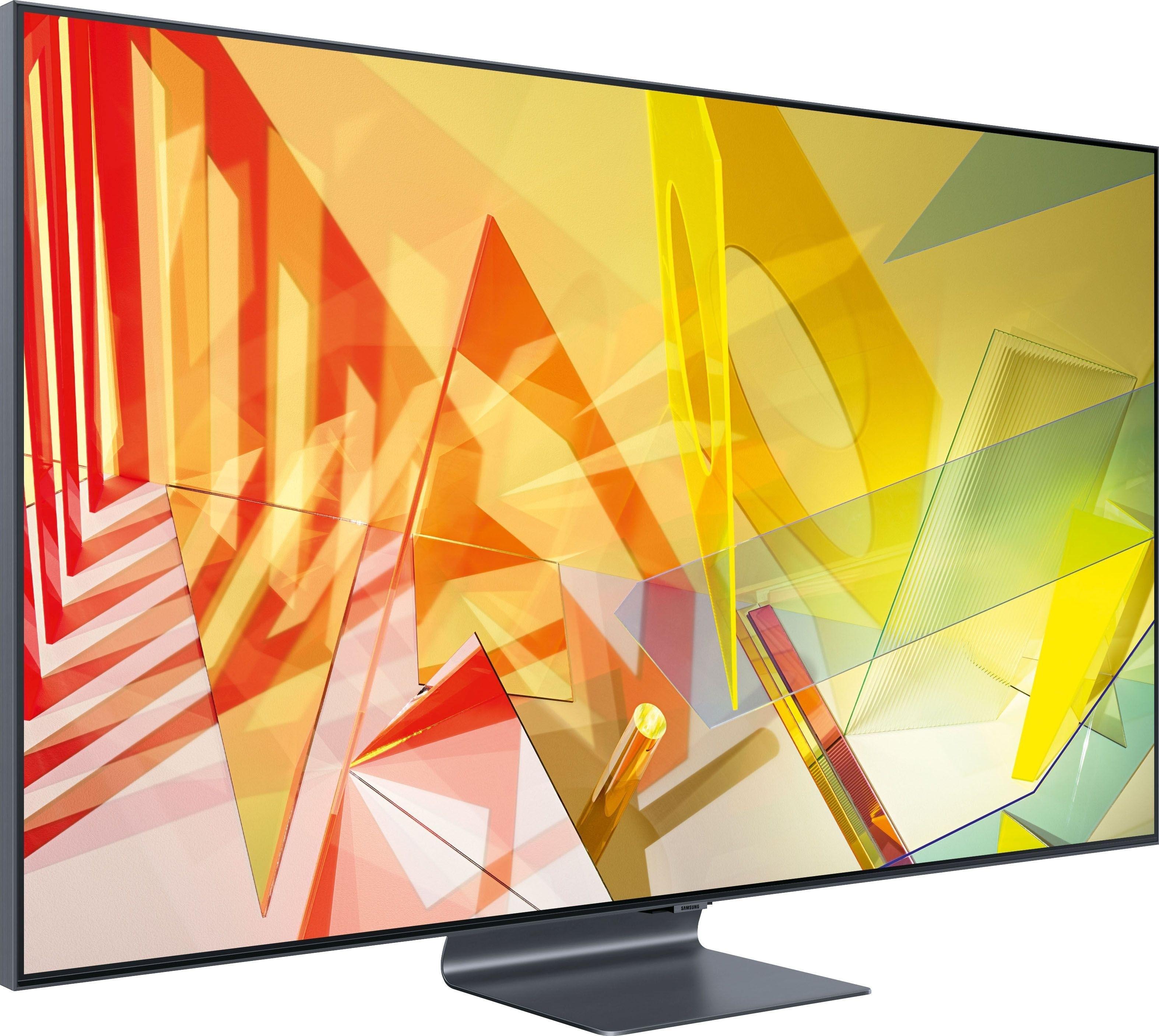 SAMSUNG GQ65Q95T QLED-televisie (163 cm / (65 Inch), 4K Ultra HD, Smart-TV voordelig en veilig online kopen