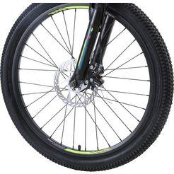 bikestar mountainbike 21 versnellingen shimano rd-ty300 achterderailleur, derailleur blauw