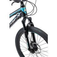 bikestar mountainbike 21 versnellingen shimano rd-ty300 achterderailleur, derailleur zwart