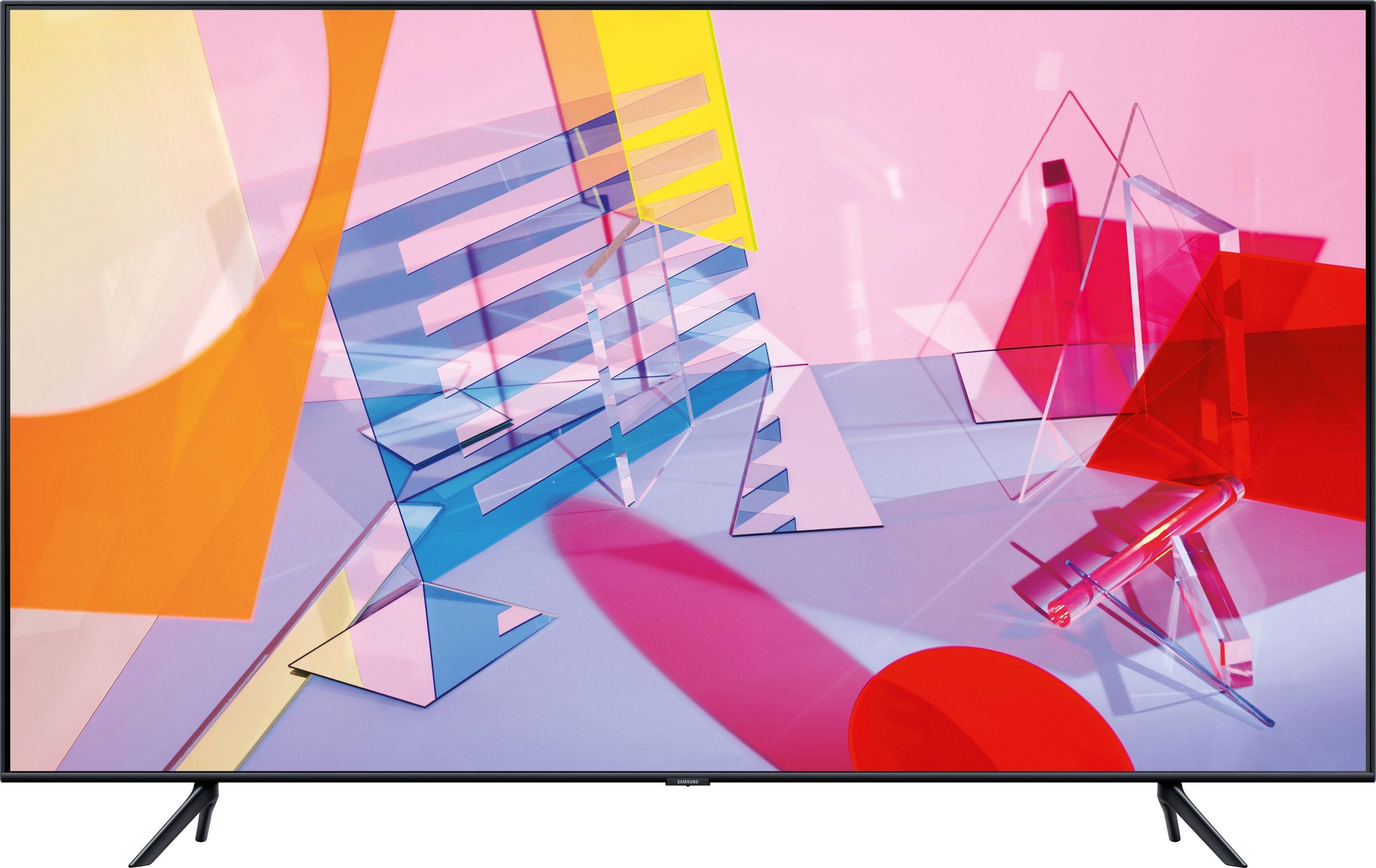 SAMSUNG 50Q60T QLED-televisie (125 cm / (50 Inch), 4K Ultra HD, Smart-TV veilig op otto.nl kopen