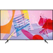 samsung 50q60t qled-televisie (125 cm - (50 inch), 4k ultra hd, smart-tv zwart