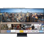 samsung gq55q90t qled-televisie (138 cm - (55 inch), 4k ultra hd, smart-tv zwart