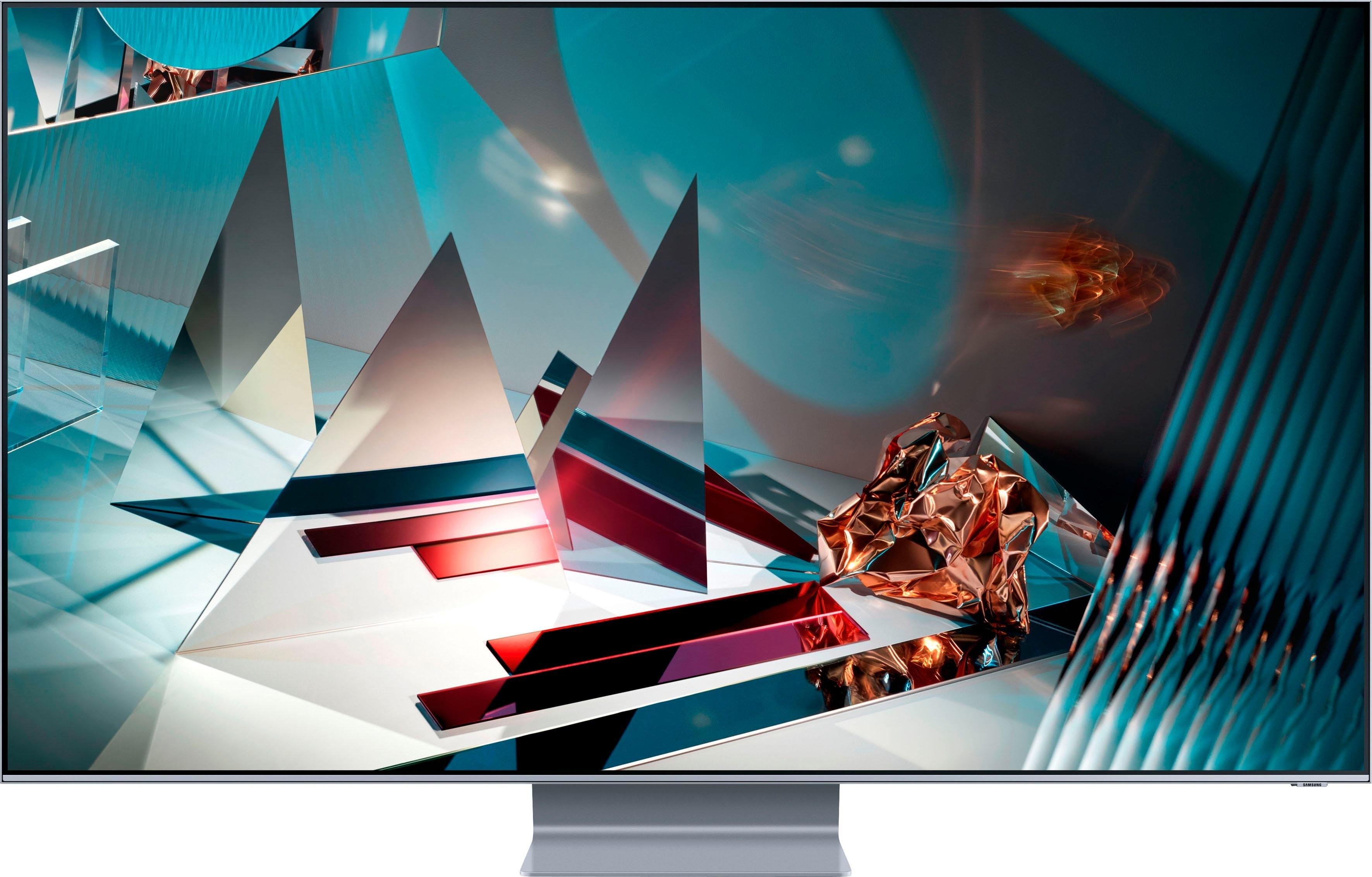 SAMSUNG GQ65Q800T QLED-televisie (163 cm / (65 Inch), 8K, Smart-TV veilig op otto.nl kopen