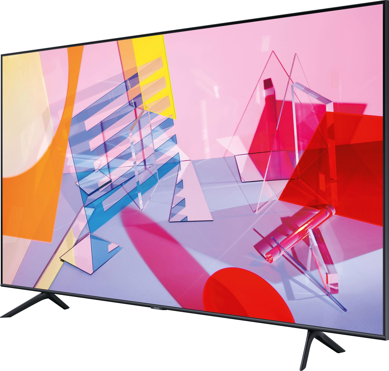 SAMSUNG 55Q60T QLED-televisie (138 cm / (55 Inch), 4K Ultra HD, Smart-TV nu online kopen bij OTTO