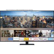 samsung gq65q80t qled-televisie (163 cm - (65 inch), 4k ultra hd, smart-tv zilver