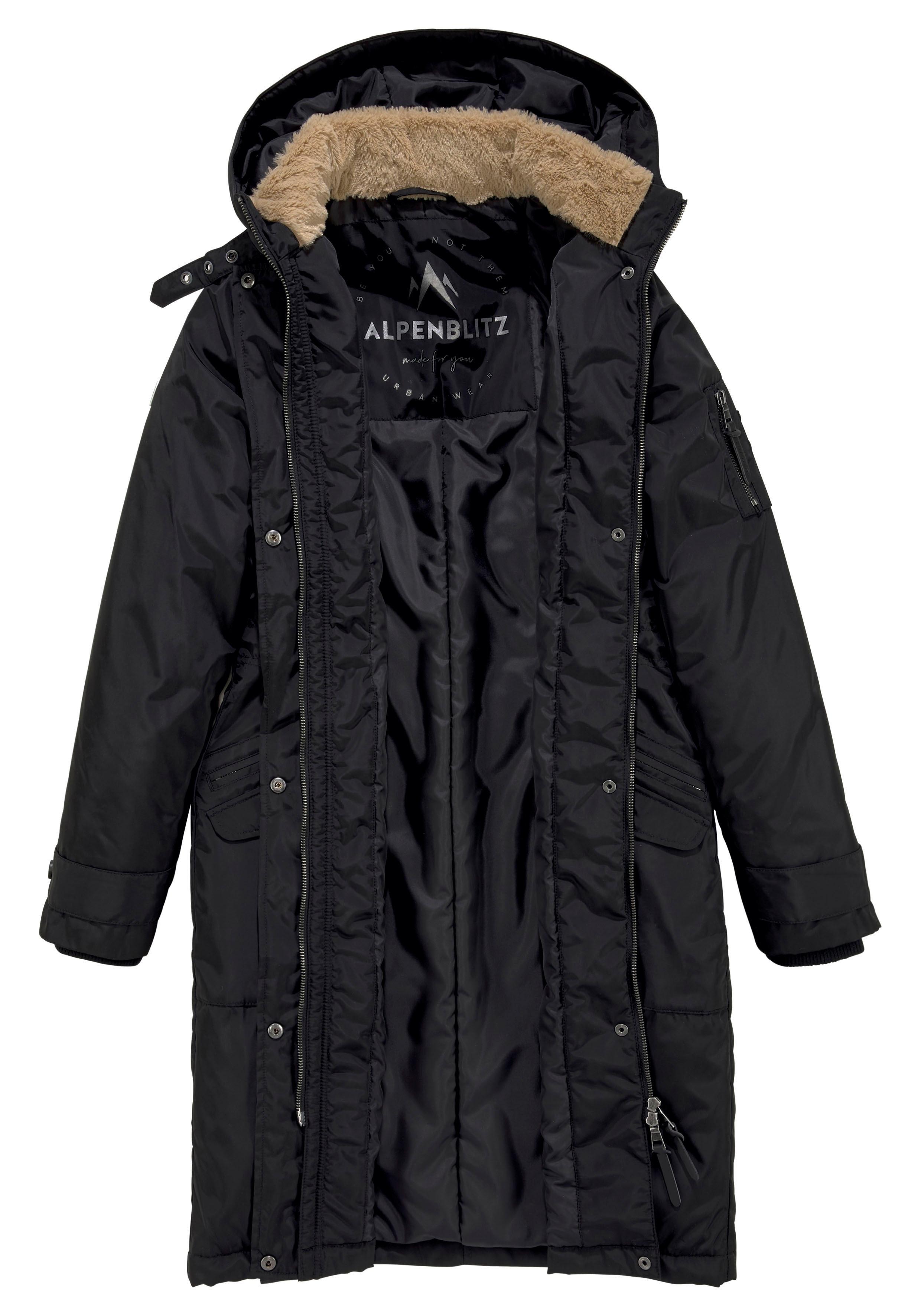 ALPENBLITZ winterjas »Parka« bij OTTO online kopen
