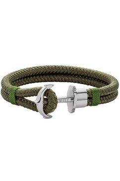 paul hewitt armband »anker, phrep, ph002289, ph002291« groen