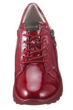 waldlaeufer sneakers »hiroko« rood