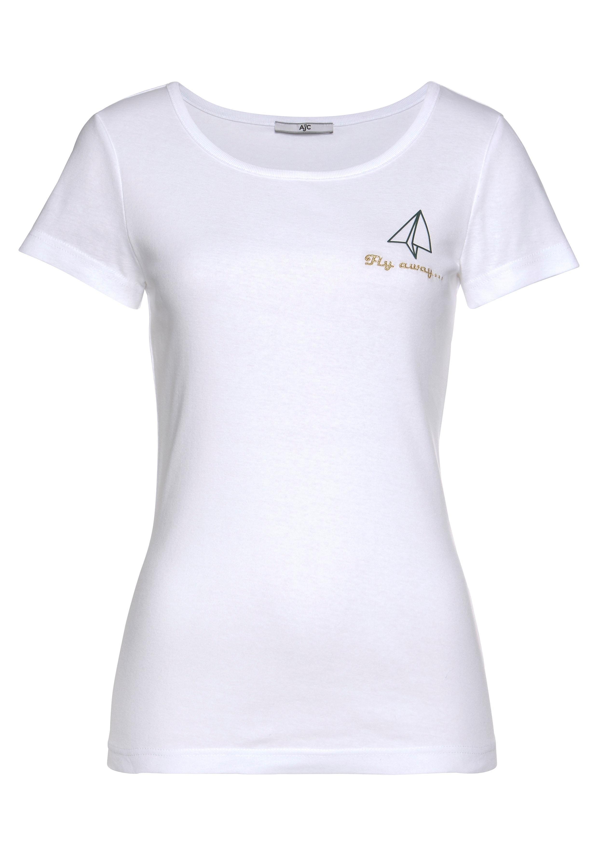 AJC T-shirt - gratis ruilen op otto.nl