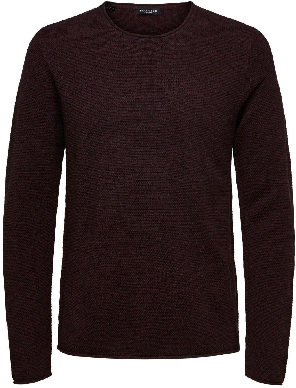 Op zoek naar een Selected Homme trui met ronde hals »ROCKY CREW NECK«? Koop online bij OTTO