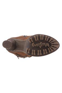 mustang shoes laarzen bruin